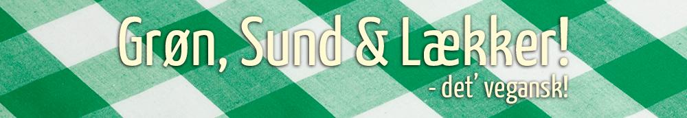 Grøn, Sund & Lækker!